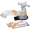 Faucet, Tap Icon