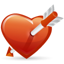 Day, Heart, Love, Valentines Icon