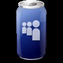 Drink, Myspace, Texto, Web Icon