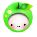 Adam, Apple, Baby, Pip Icon