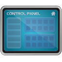 Control, Monitor, Panel, Screen Icon