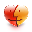 Finder, Heart Icon