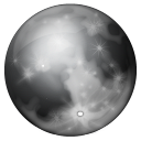 Moon, Phase Icon