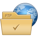 File, Folder, Ftp, Upload Icon