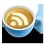 Latte, Rss, Social Icon
