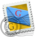 Email, Gmail, Stamp Icon