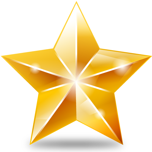 Christmas, Star Icon