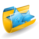 Favorites, Folder, Stars Icon