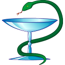 Cup, Snake Icon