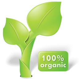 Leaf Nature Organic Plant Icon Download Free Icons