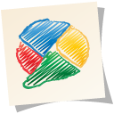 Buzz, Google, Paper Icon