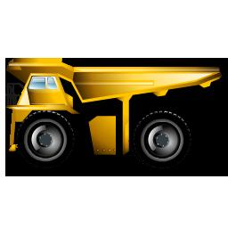 Car, Dumper Icon