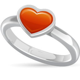 Day, Love, Valentines, Wedding Icon
