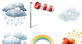 Iconsland Weather Icons