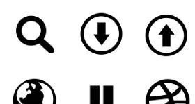 Glyph Set Icons