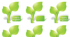 Green Pack Icons