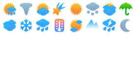 Iconjoy Weather Icons