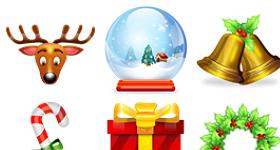 Stunning Christmas Icons