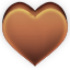 Chocolate, Favorite, Heart, Love Icon