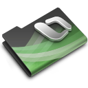 Dark, Excel, Overlay Icon