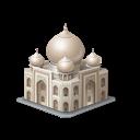 India, Tajmahal, Tourism, Wonders Icon