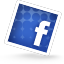 Facebook, Glass Icon