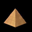 Egypt, Pyramid, Tourism Icon