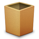 Cardbox, Empty, Trash Icon