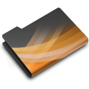 Dark, Powerpoint Icon