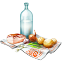Food, Picnic Icon