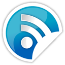 Blue, Rss Icon