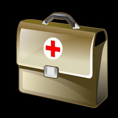 Bag, Medical Icon