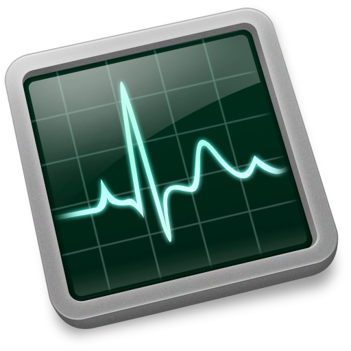 Activity, Monitor Icon