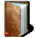 Book, Secret Icon