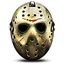 Horror, Jason, Mask Icon