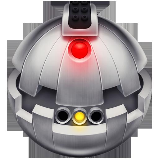 Bomb, Detonator, Starward, Thermal Icon