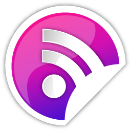 Purple, Rss Icon