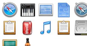Mini Icon Set Icons