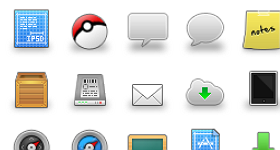 Packy Icons