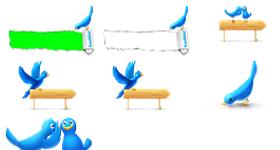 Tweet My Web Icons