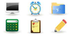 Vector Icon Set Icons