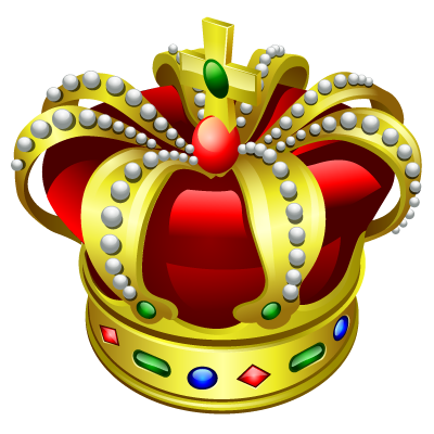 Admin, Crown, King, Privilege Icon