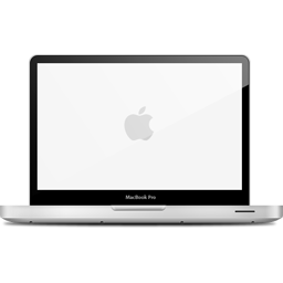 Apple, Computer, Laptop, Macbook Icon