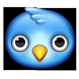 Animal, Bird, Twitter Icon