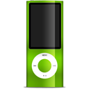 Apple, Green, Ipod, Nano Icon