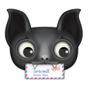 Animal, Bat, Mail Icon