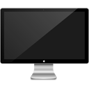 Apple, Cinema, Display, Monitor, Screen Icon