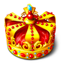Crown, King Icon