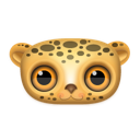 Animal, Leopard Icon