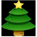 Crhistmass, Tree Icon